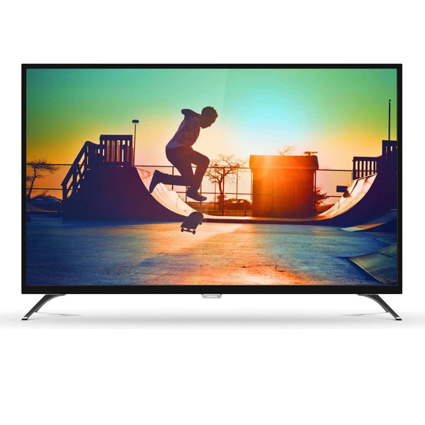 "Philips 50"" 4K Ultra Slim Smart LED TV (50PUT6002)"