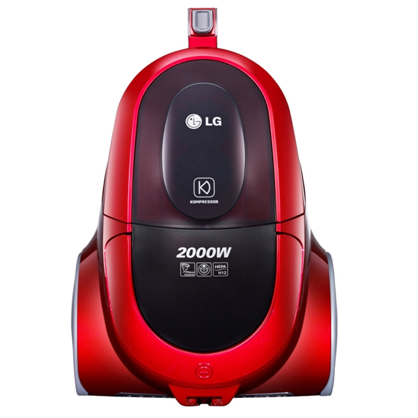 LG Kompressor™ Vacuum Cleaner 1.5 Liters Dust Capacity EPA 11 Filter