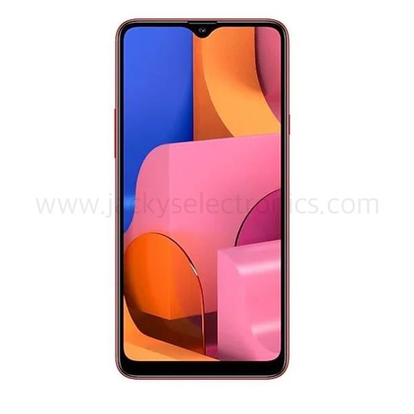 Samsung Galaxy A20s Dual Sim RED 3GB RAM 32 GB 4G LTE (SMA207FW-RD)