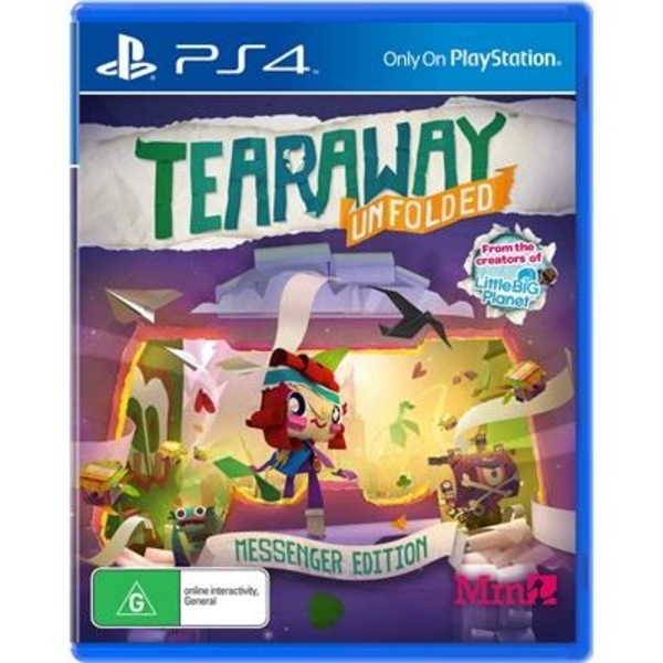 Tear Away  Special Edition(PS4)