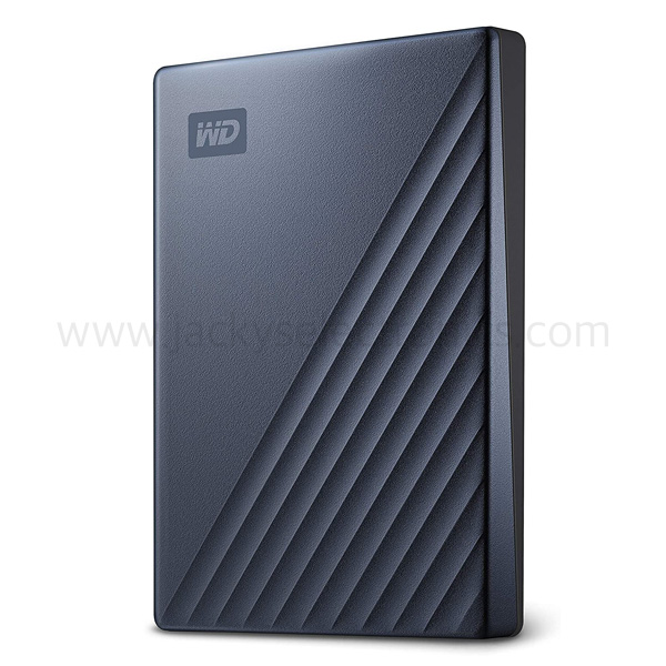 WD MY PASSPORT ULTRA 2TB BLUE WORLDWIDE (WDBC3C0020BBL-WESN)