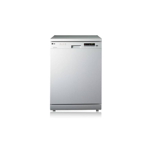 LG Direct Drive Dishwasher with SmartRack (D1452WF)