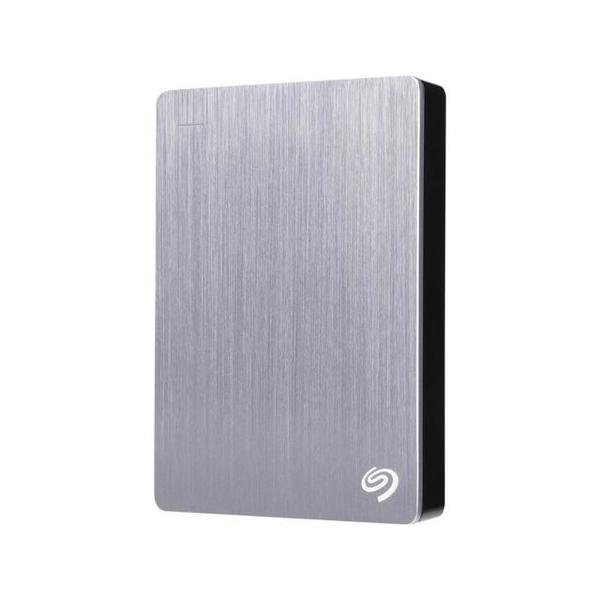 Seagate Backup Plus Portable 4TB - Silver (STDR4000900)