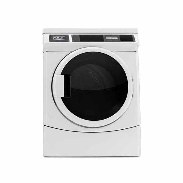 MAYTAG COMMERCIAL 10.5 KG ELECTRIC DRYER (MDE28PNCGW)