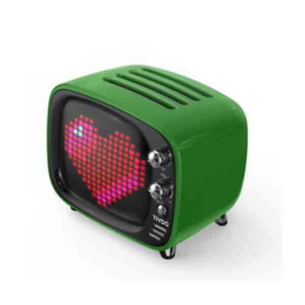 DIVOOM PORTABLE SPEAKER TIVOO-GREEN 840500101537