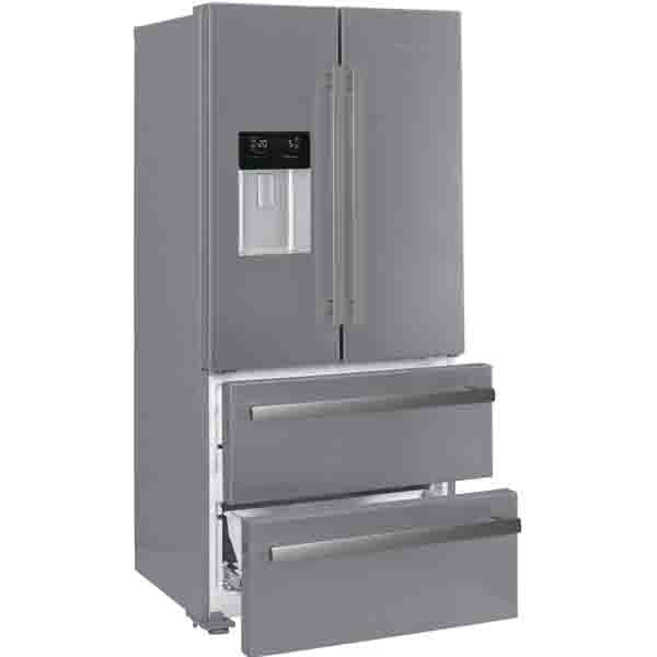 REFRIGERATOR- FRENCH DOOR Gross Volume - ltrs 605. Gross KFD4952XD