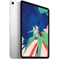 Apple iPad Pro 11-inch Wi-Fi + Cellular 256GB - Silver (MU172AE/A)