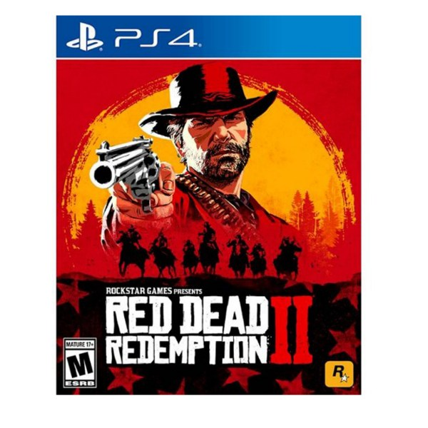RED DEAD REDEMPTION 2 CD24523