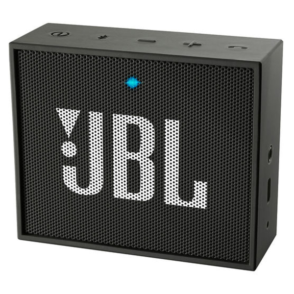 JBL GO Portable Bluetooth Speaker - Black (JBLGOBLK)