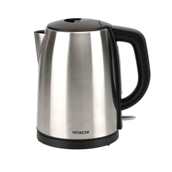 Hitachi 1.7 Liters Kettle, Stainless Steel (HEKE60)