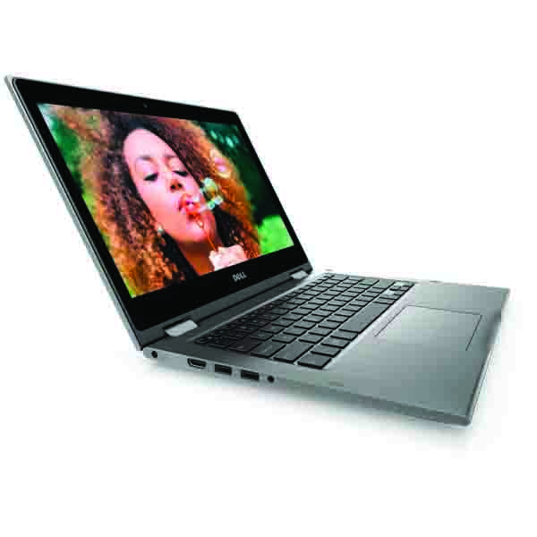 Dell Inspiron 13 5379 Convertible Touch (INS5379-1130-SL)