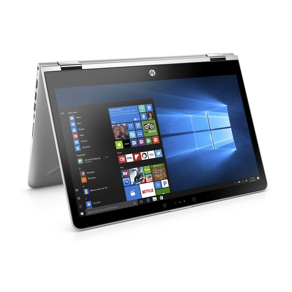 "HP 14"" 2 in 1 Convertible Laptop (14-BA007)"