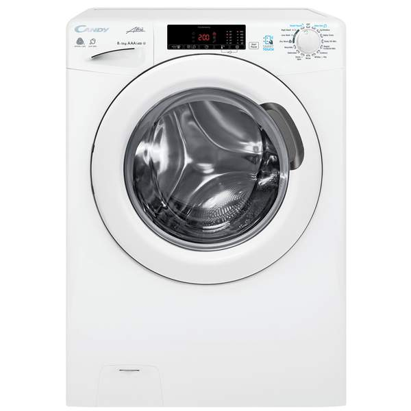 Candy Grandovita 9KG Washer and 6KG Dryer NFC (GCSW496T-80)