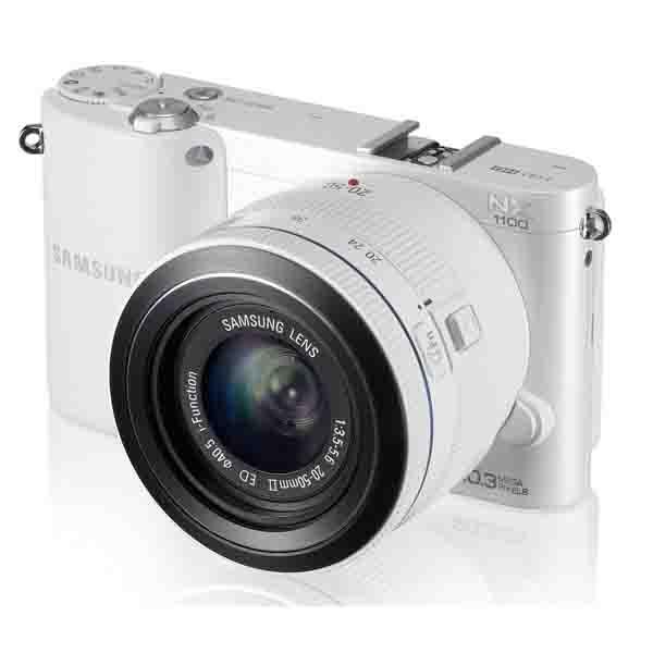 SAMSUNG CAMERA / DIGITAL WHITE (NX1100)