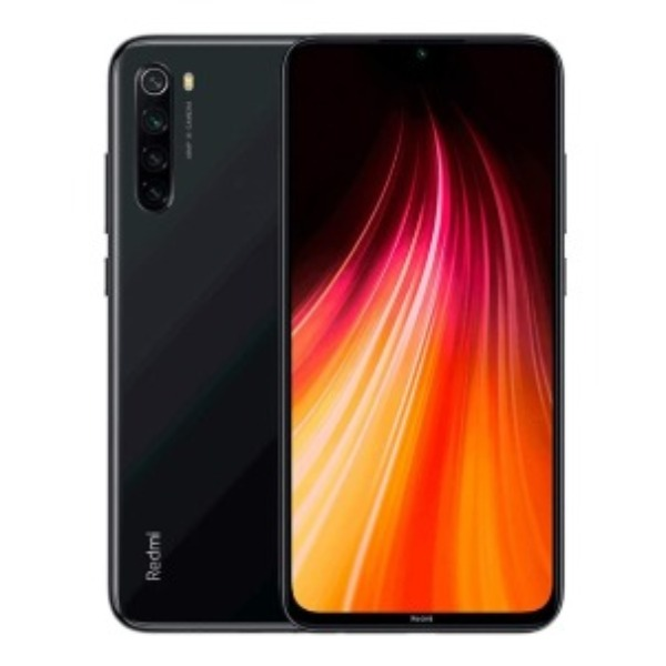 Xiaomi REDMI NOTE 8 RAM 4 GB, MEMORY 64 GB BLACK
