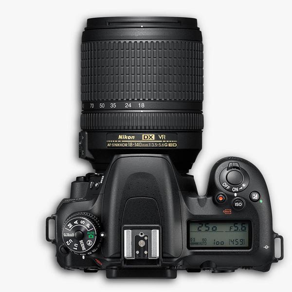 Nikon D7500 DSLR Camera KIT 18-140mm (D7500KIT)