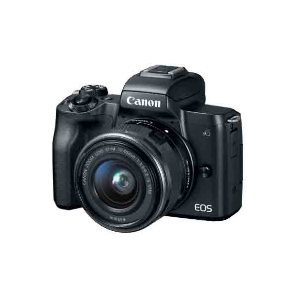 Canon EOS M50 EF-M15-45 IS STMBlack (EOSM50)