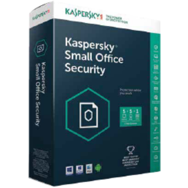 Kaspersky Small Office Security (KSOS5+1RT)