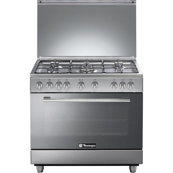 Tecnogas Gas Cooker 90x60 5 Burner(C3X96G5VE)