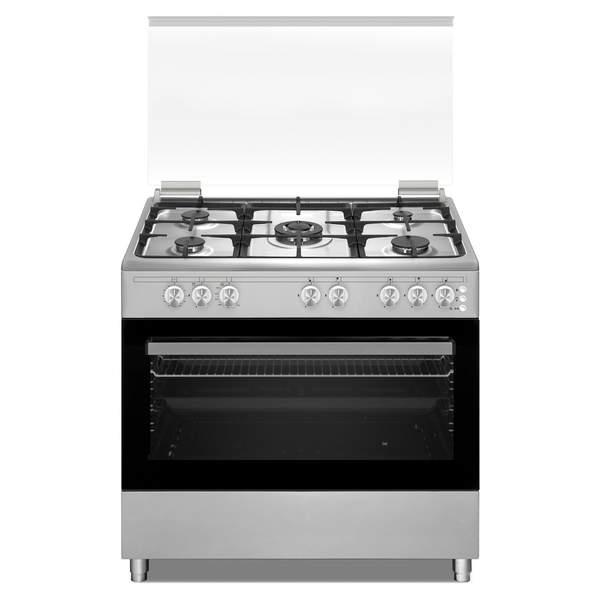 Candy 90 x 60cm 5 Burners Gas Cooking Range (CGG95BXLPG)