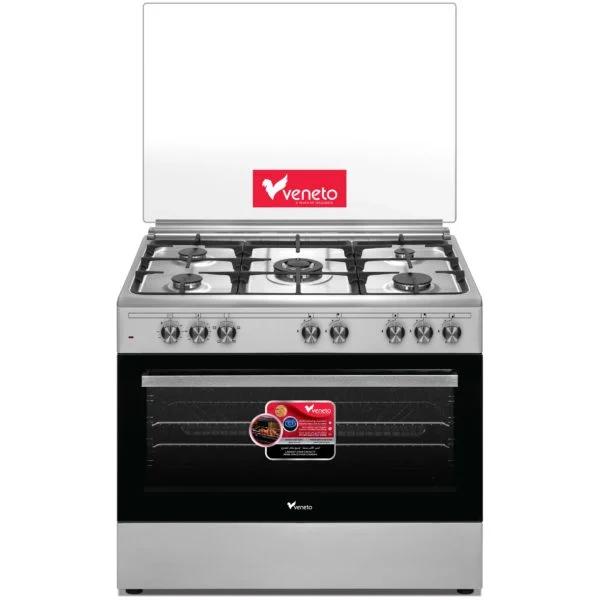 Veneto 5 Gas Burners Cooker (P3X96E5VC.VN)