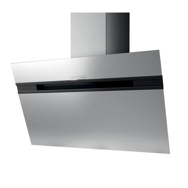 Baumatic 90cm Designer Cooker Hood (BMECH9WVSS) STAINLESS STEEL