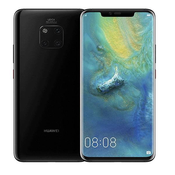 Huawei Mate 20 Smartphone, 128GB, Black (MATE20-128GBB)