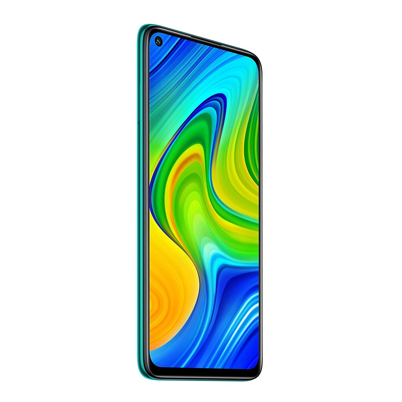 XIAOMI MOBILE PHONE / REDMI NOTE 9 4/128GB , GREEN MINOTE9-128GBGN