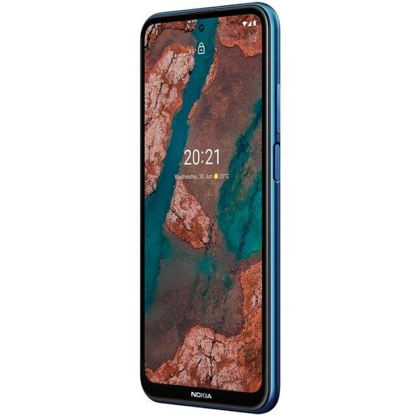 Nokia X20 Dual SIM Mobile Phone 5G,RAM 8GB, 128GB Nordic Blue - NOKIAX20-128GBBL
