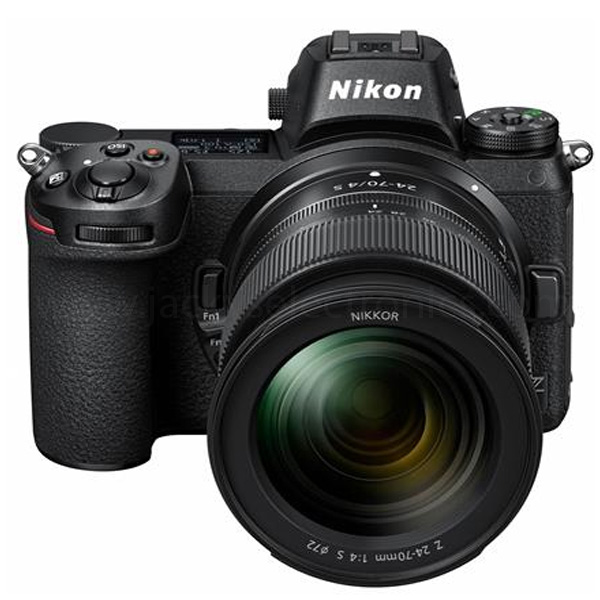 Nikon Z7 Digital Mirror-Less Camera + 24-70MM F/4 Lens + AF-P NIKKOR 70-300mm f/4.5-5.6E ED VR LENS FX  + FTZ Adapter + NPM + 64GB XQD card