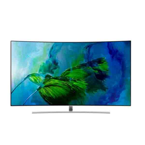 """Samsung 75"""" Q8C 4K Curved Smart QLED TV(QA75Q8C)"""