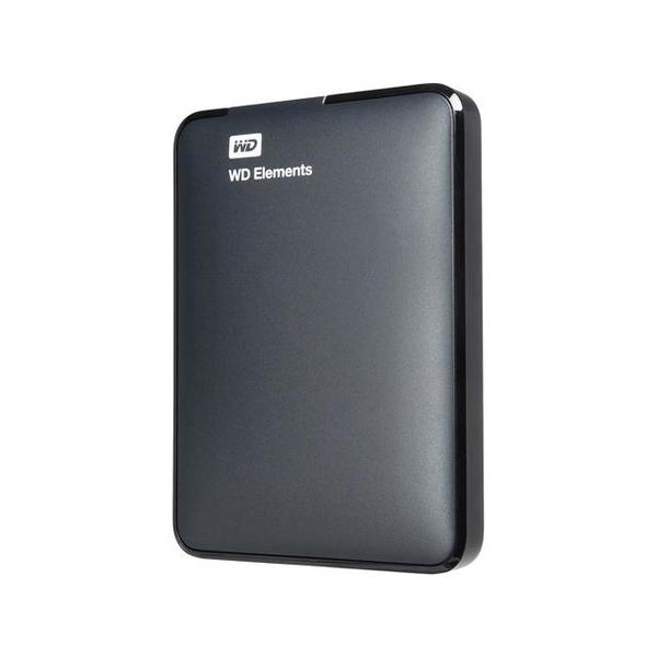 Western Digital Element Portable USB 3.0  1TB (WDBUZG0010BBK-EESN)