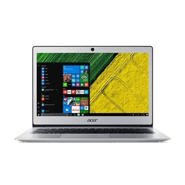 Acer Swift 1 Laptop - Intel Celeron N3350, 13.3-Inch FHD, 64GB, 4GB RAM, Windows 10, Silver (SF113-31-C3NY)