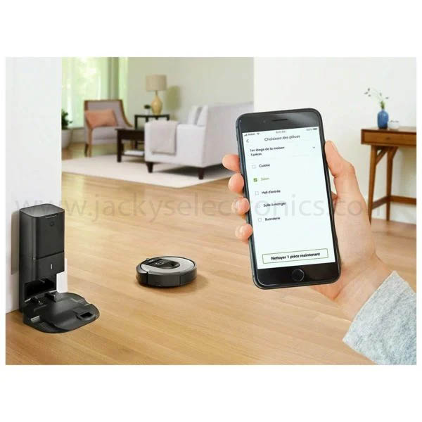 iRobot Vacuum Cleaner Roomba I7+ (i755840)