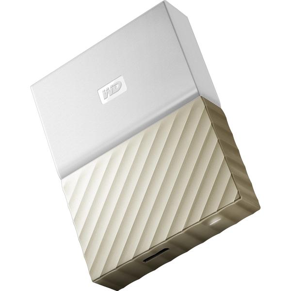 Western Digital 2TB My Passport Ultra USB 3.0 External Hard Drive (WDBFKT0020BGD-WESN)