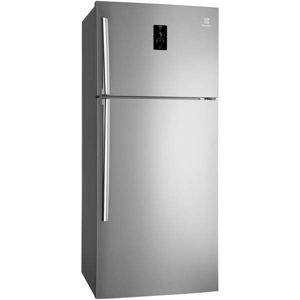 Electrolux 573 Litres Top Mount Refrigerator, Silver (EJ5750LOU)