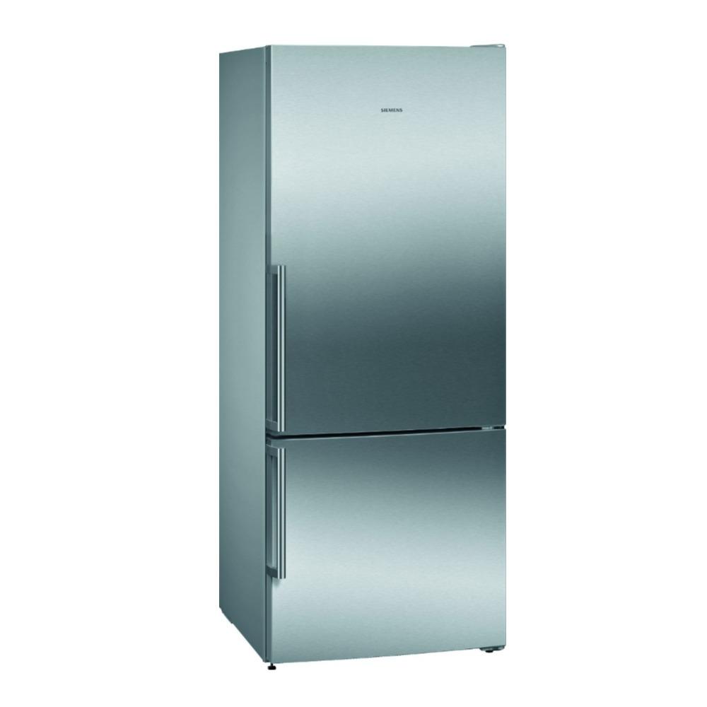Siemens Freestanding Bottom Mount Refrigerator, Inox - KG76NDI30M