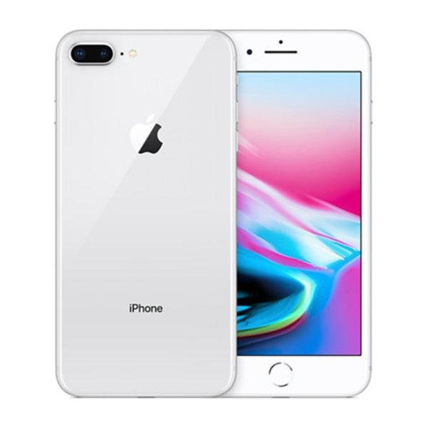 Apple iPhone 8 Plus 64GB - Silver (​​IP8P-64GBSL-EC)