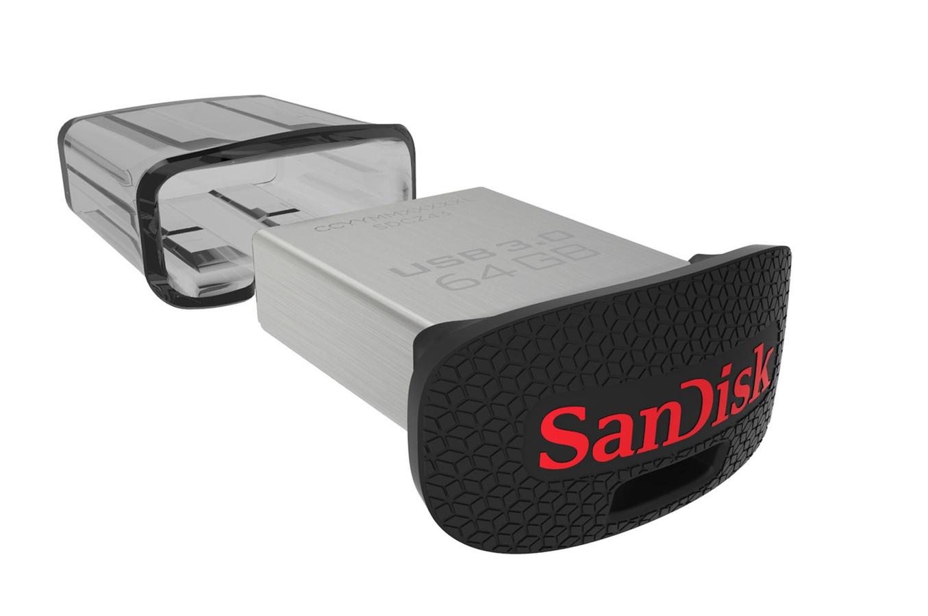 Sandisk Ultra Fit 64GB Flash Drive (SDCZ43-064G-GAM46)