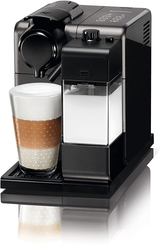 Nespresso Lattissima Touch Black Coffee Machine F521-ME-BK-NE