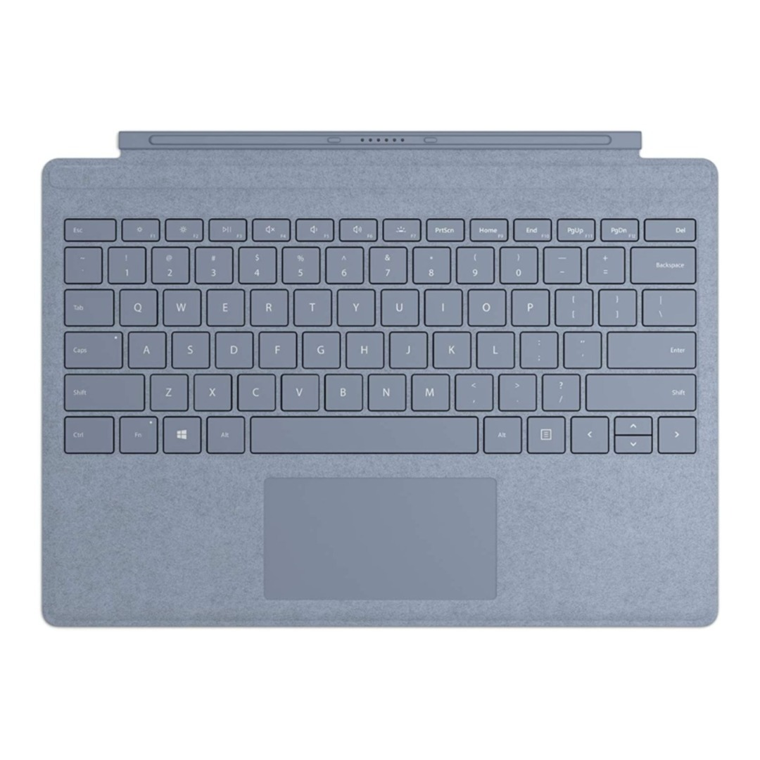 Microsoft Surface Pro Signature Type Cover Ice Blue FFP-00134