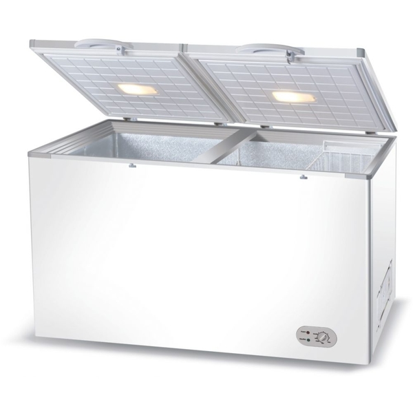 Wolf Power 500 Litres Chest Freezer, White (WCF500SD)