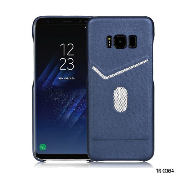 Trands S8 Leather Back Case  (TR-CC654)