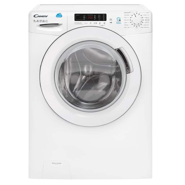 Candy Smart 9KG Front Load NFC Washing Machine (CVS1492D3/1-80)