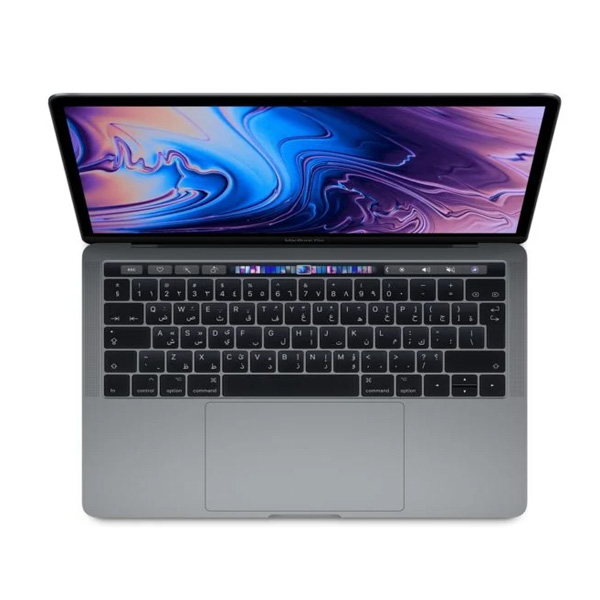 """- Apple MacBook Pro 2020 13"""" with Touch Bar i5 10th-Gen, 1TB - Space Grey English Keyboard"""