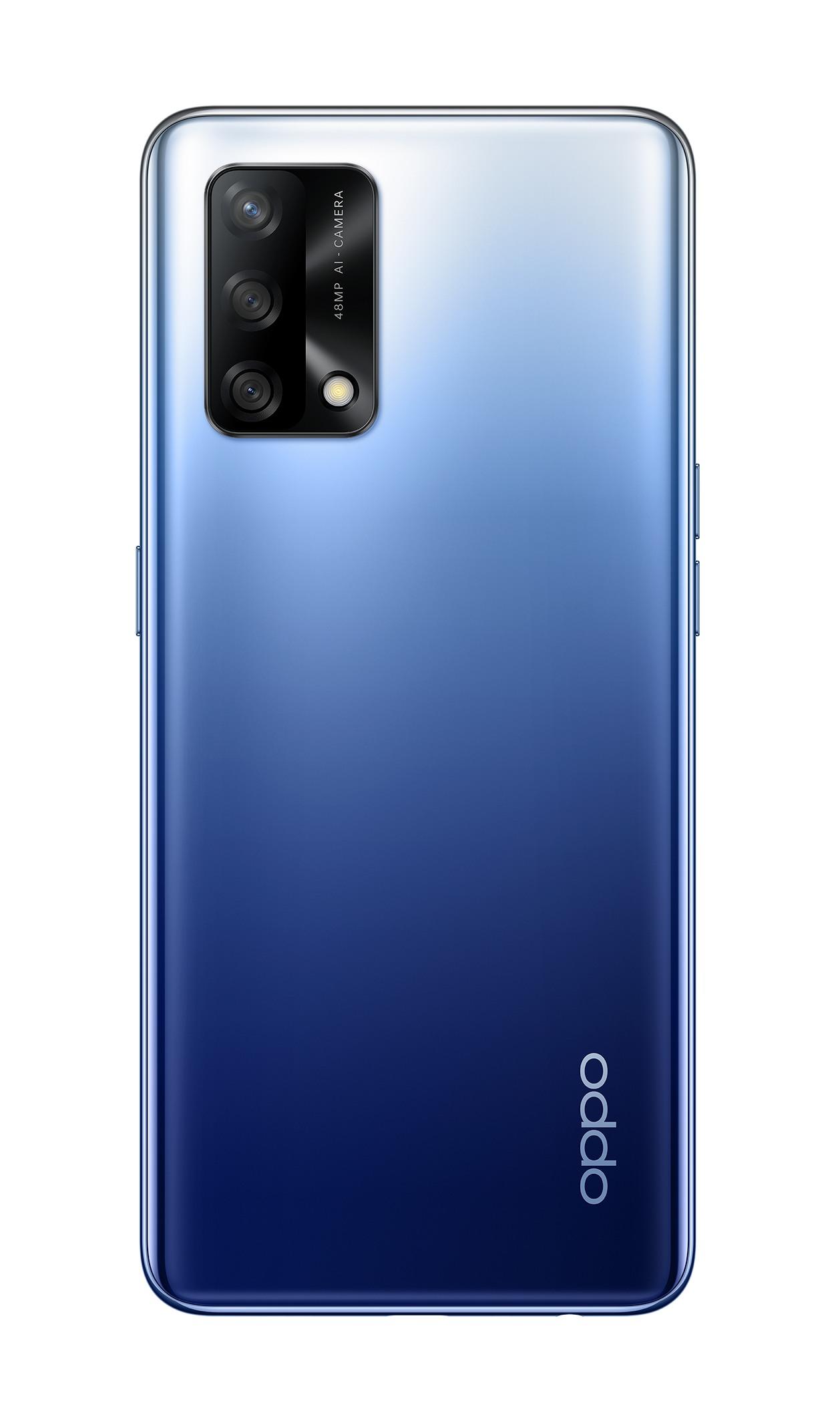 OPPO A74 CPH2219 RAM 6GB+128GB SCREEN 6.43 inch Midnight Blue A74-128GBBL