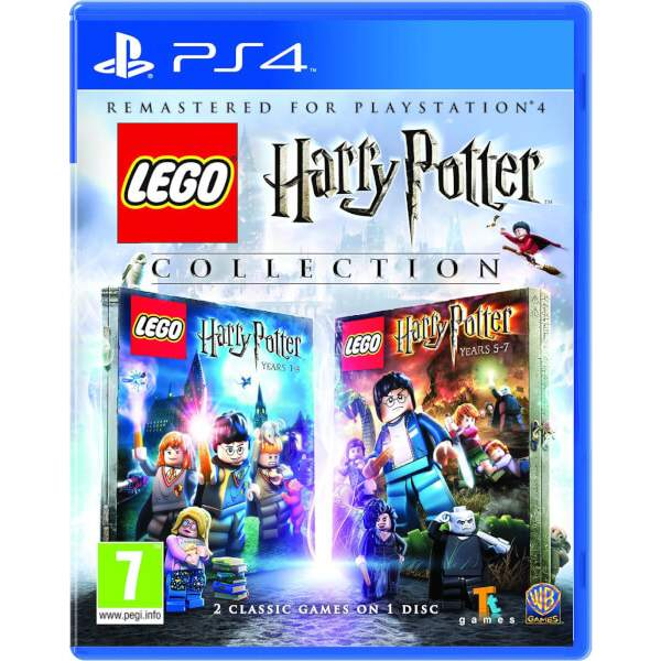 LEGO HARRY POTTER COLLECTION - B (CD03715)