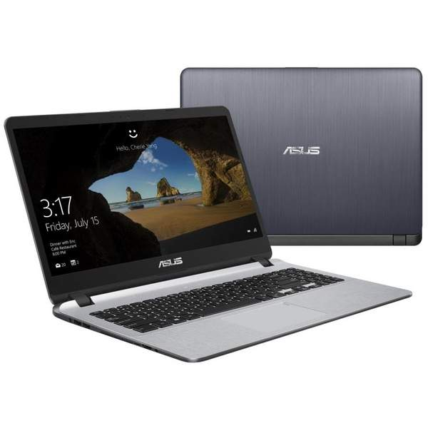Asus X507UB Laptop, 15.6 Inch FHD, Intel Core i7 8550U, 8GB RAM, 1TB, NVIDIA GeForce MX110, Windows 10 (X507UB-EJ296T)