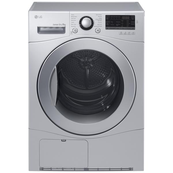 LG Prime 2 Refresh Condenser dryer (RC8066CF)