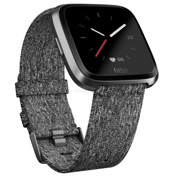 Fitbit Versa Health & Fitness Smartwatch (FB505SRGY-EU)